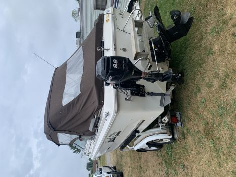 Used Ski Boats For Sale by owner | 1985 23 foot Sea Ray Classic